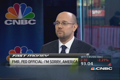 FED Whistleblower on Fed's QE2 Scam: