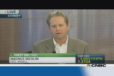 magnus nicolin