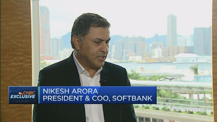 SoftBank: Why we changed investment focus