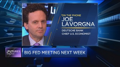 Here's why the Fed won't hike next week: Deutsche Bank