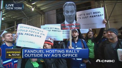 FanDuel to stop accepting new deposits in New York